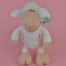 35cm Flower Sheep Cute Baby/ Kids Gift, Plush Doll Free Shipping(China)