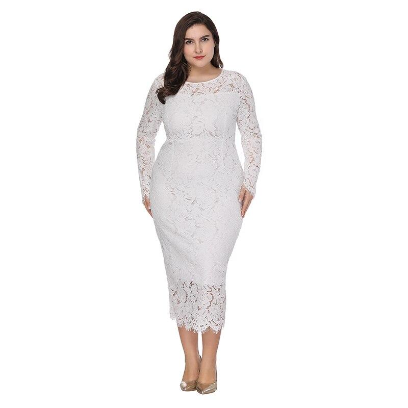 Pitsilised kleidid suurtele suurustele