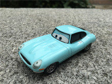 KK01--Original Pixar Car Movie 1:55 Metal Diecast Jumpstart J. Ward Toy Cars New Loose