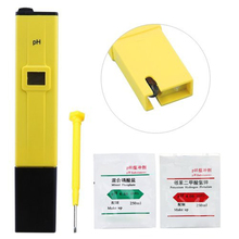 High 1PCS Digital 0-14 PH Meter Conductivity Tester Hydroponics Aquarium Pool Water Test Tools Backlight LCD(China)