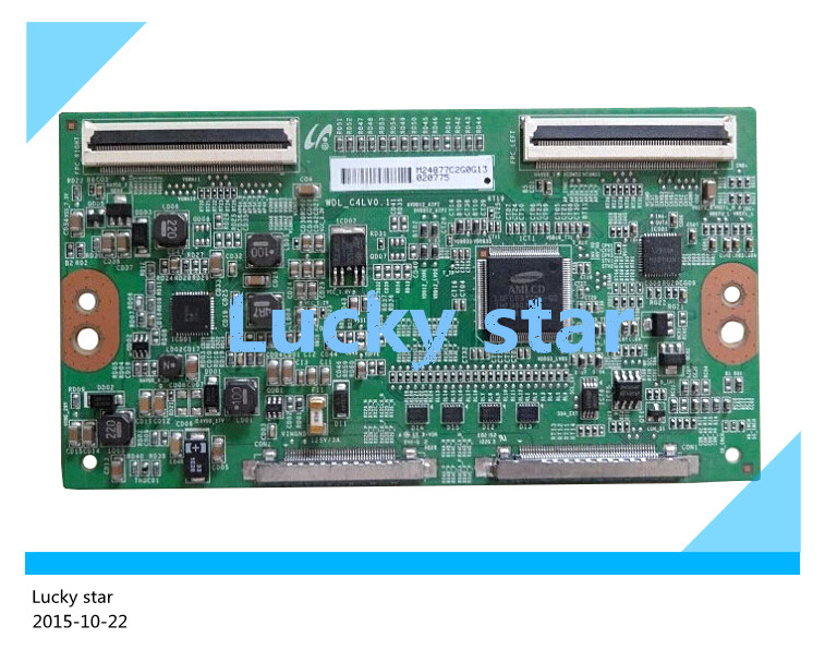 98% new good working High-quality original for TV board WDL_C4LV0.1 LTY400HF10 LTY550HJ04 LTY460HJ07 T-con logic board 2pcs/lot<br><br>Aliexpress