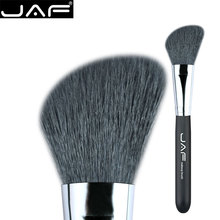 JAF Retail Angled blush brush Pincel Blush powder brushes  natural hair makeup brushes professional  Free Shipping 12GTYA
