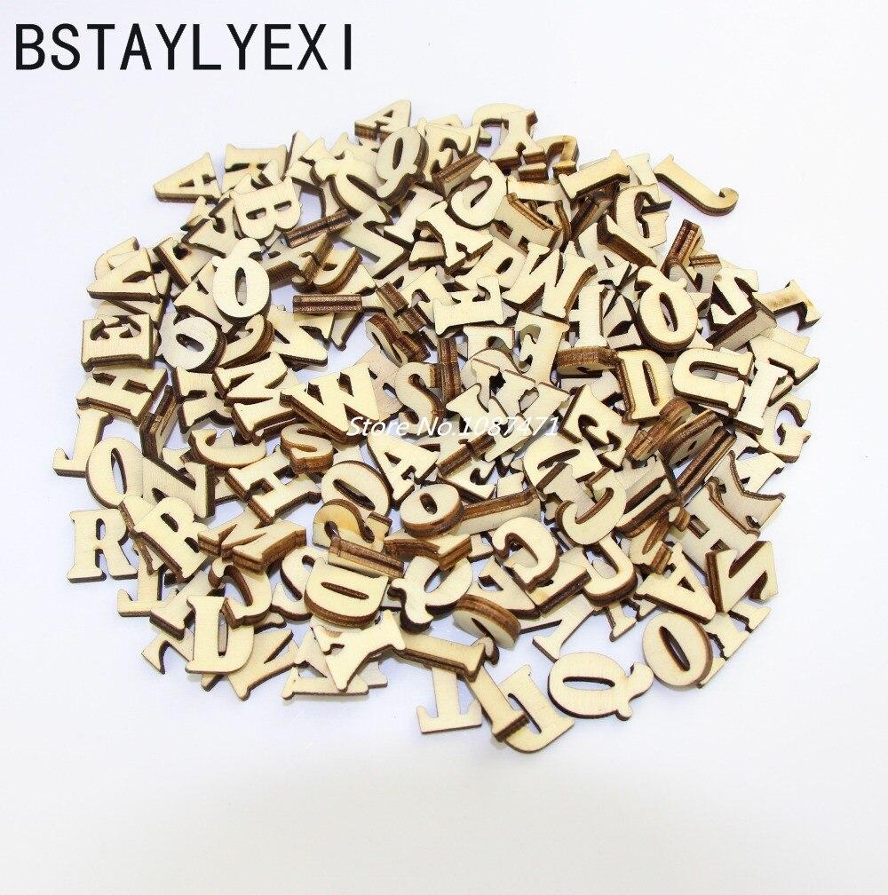 complete-26-English-alphabet-Letters-Wood-Wooden-Craft-Home-Decoration-Alphabet-Wedding-Birthday-Figurines-Miniatures_