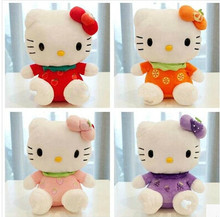 new arrival baby toy 18cm plush toys hello kitty toys for children kids girls classic stuffed animals soft toy doll brinquedo(China)