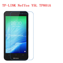 For TP-LINK Neffos Y5L TP801A New functional type Anti-fall, impact resistance, nano TPU screen protection film(China)