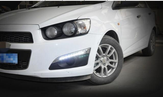 Detail Feedback Questions About Drl For Chevrolet Chevy Aveo Sonic