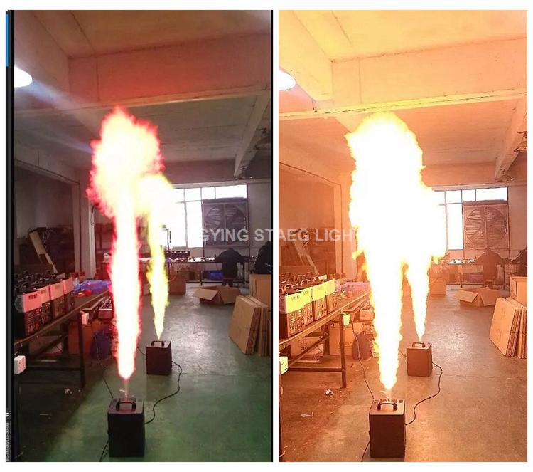 two head fire machine (1)