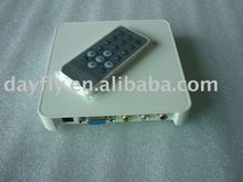 Free shipping!TV Adverting players box/SD/MMC USB media player/TV Card player Auto play/Iplayer TV009