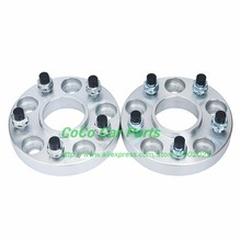 Forged Alloy 6061T6 Aluminum Auto Wheel Spacer (PCD 5X100 , Center Bore 56.1mm , Thickness 20mm P1.25)(China)