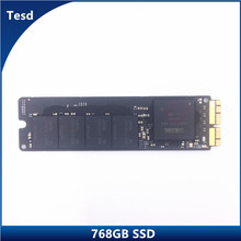 SSD Macbook Laptop for Air MZ-JPU512T/OA2 655-1809A 768GB MD760 A1466 Solid-State-Disk