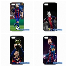 Coque Original Leo Messi Phone Cases Cover For Apple iPhone 4 4S 5 5S 5C SE 6 6S 7 Plus 4.7 5.5 iPod Touch 4 5 6