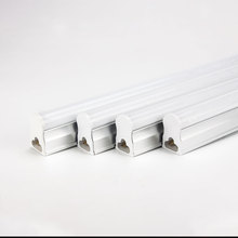 T5 6W 10W LED Tube light 0.3m 0.6m Tubes 24 48 LEDs Led Fluorescent Lights Fixture AC220V-240V bombillas led Wall lamp(China)