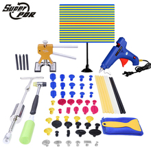 Super PDR Tools Paintless Dent Repair Tools Store Brand New PDR Tools Kit Slide Hammer Car Glue Gun for Sale Auto Body Shop(China)