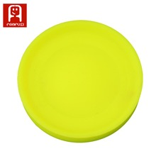 The Balance of Flying Saucer Mini Silicone Frisbee toys Flying Saucer Can Fly More Than 60 Meters To Play
