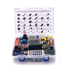 UNO R3 Starter Kit for Arduino UNO R3 Upgraded Version Learning Suite Kit With Retail Box