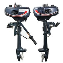 Hangkai 3.5HP boat outboard motors inflatable boat outboard engine free shipping(China)