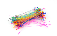 "Plastic 5"" security Pin Garment Clothes Price label Tag holder loop pin lock pins sting tag snap fastener rope Buckles Hooks"