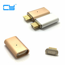 Buy Hot Sale Magnetic Charger Adapter Micro USB Female Android Micro USB Magnetic Charging Data Sync Samsung LG Sony Huawei for $3.75 in AliExpress store