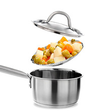 Stainless Steel Folding Steamer Basket Collapsible Veggie Bowl for Steaming Healthy Food Cooker