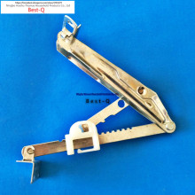 Free shipping hardware multi angle lifting positioning regulating hinge sofa regulating arm hinge head angle regulator