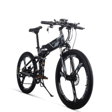 RichBit RT-860 36V*250W MTB eBike Mountain Hybrid Electric Bicycle Cycling Watertight Frame Inside Li-on Battery Folding ebike(China)