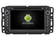 Android 5.1.1 CAR Audio DVD player FOR GMC Yukon Denali/Acadia/Sierra gps Multimedia head device unit  receiver BT WIFI