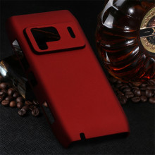 New Hot High-quality Luxury Matte Rubberized Hard Phone Cover For Nokia N8 N800 Phone Shell For Nokia N8 Plastic Phone Back Case