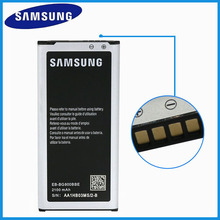 New Original Samsung Battery For Samsung Galaxy S5 Mini G800F G800H EB-BG800BBE NFC 2100mAh Mobile Phone Replacement Batteries