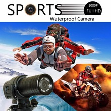 New Arrival 1080P Waterproof Digital Audio Video Mini Camera DVR Sport Dv Camcorder Recorder Cam DV For Driving Outdoor 30p