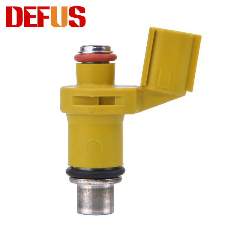 Original Motorcycle Fuel Injector 100ccmin 6 Holes Nozzel Injection Injectors Replacement Fuel System YellowOriginal Motorcycle Fuel Injector 100ccmin 6 Holes Nozzel Injection Injectors Replacement Fuel Sy