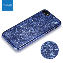 X-Level Luxury Ice Crystal Bing Case For iPhone 8 7 6S 6 Plus Phone Back Cover Protection For iPhone 7 6 Plus Capa Fundas Coque