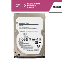 "2.5 ""160GB sata/sata2 160MB/s notebook hdd hard disk drive 2mb/8mb 4200rpm-5400rpm"