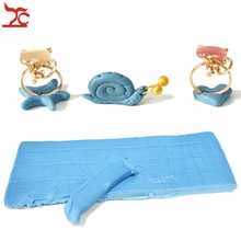 New 2Pcs Creative Jewelry Display Holder Strong Adhesive Blue Tack Re-usable Soft Clay Ring Jewelry Pad Picture Posters