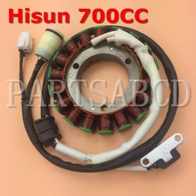 PARTSABCD 31120-004-0000 Hisun 700CC ATV Quad Stator Magneto Hisun ATV Parts 31100-F39-0000(China)
