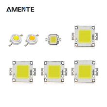 High quality COB LED Chip 1W 3W 10W 20W 30W 50W 100W SMD Integrated LED lamp SMD Cold White Warm White For Flood Light