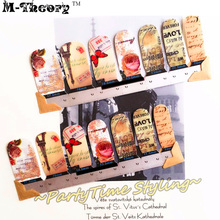 M-theory Adhesive Nails Wraps Stickers Love Letters 3D Nails Arts Polish Sticker Gel varnish Decals Manicure  Makeup Tools