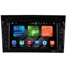 Android 6.0 Octa Core 32G ROM+2G RAM Car DVD Player GPS Radio For Vauxhall Opel Astra Antara VECTRA ZAFIRA Wifi Mirror link