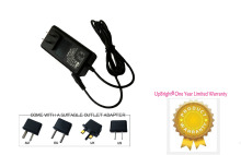 UpBright NEW AC / DC Adapter For GPX TVP75 CD TV Boombox CD Player AM FM Radio Power Supply Cord Wall Charger Mains PSU