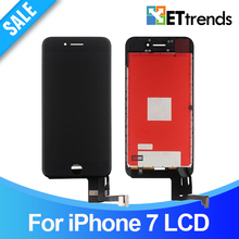 10pcs/lot For Youda Quality AAA LCD Display For iPhone 7 LCD Screen Touch Digitizer Full Assembly Lifetime Warranty DHL Free(China (Mainland))