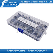 15 value 600pcs Transistor TO-92 Box Kit A1015 A733 C945 C1815 S8050 S8550 S9012 S9013 S9014 S9015 2N3904 2N3906 2N5401 2N5551