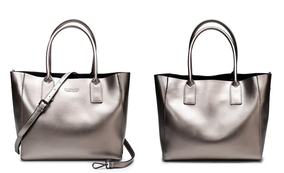 LY.SHARK female bag ladies genuine leather women bag shoulder messenger bag women handbag big famous brand designer fashion tote 21
