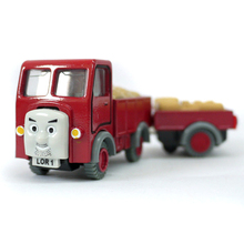 T0113 Lorry Diecast THOMAS and friend The Tank Engine take along train Magnetic metal children kids toy gift Lorry(China)