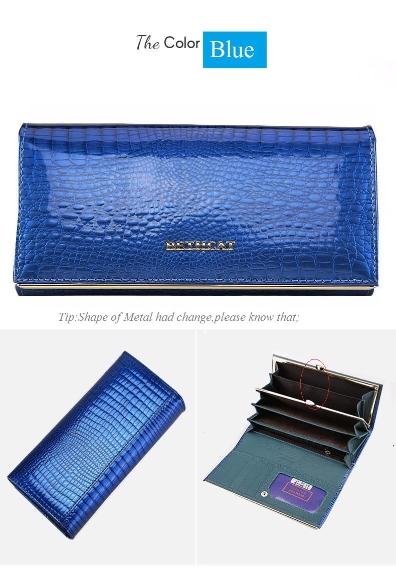 Women Wallets Brand Design High Quality Leather Wallet Female Hasp Fashion Dollar Price Alligator Long Women Wallets And Purses-20170605_130018_018