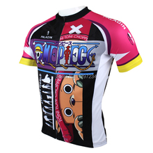 2016 new comic One Piece men's Chopper cartoon cycling jersey funny Chopper cycling gear novelty bike clothing