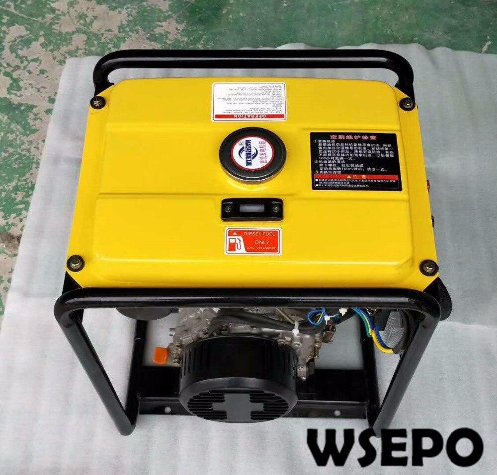 24V diesel Generator-2