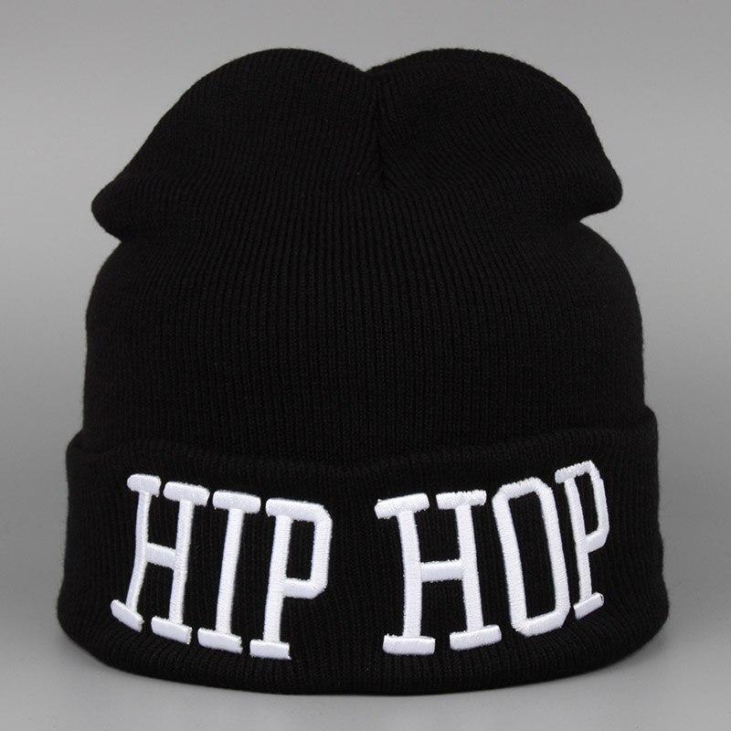 Hats For Women Men Hip Hop Letter  Winter Hip Hop Knitted Brand High Quality Warm  Hat Female Beanies SkulliesÎäåæäà è àêñåññóàðû<br><br><br>Aliexpress