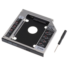 2nd-Hard-Drive X540L Case Caddy-Adapter HDD SSD for Asus X540l/X540l-si3020sp/X751x751lav/..