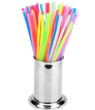 home supplies stainless steel straw receive tube holder free shipping