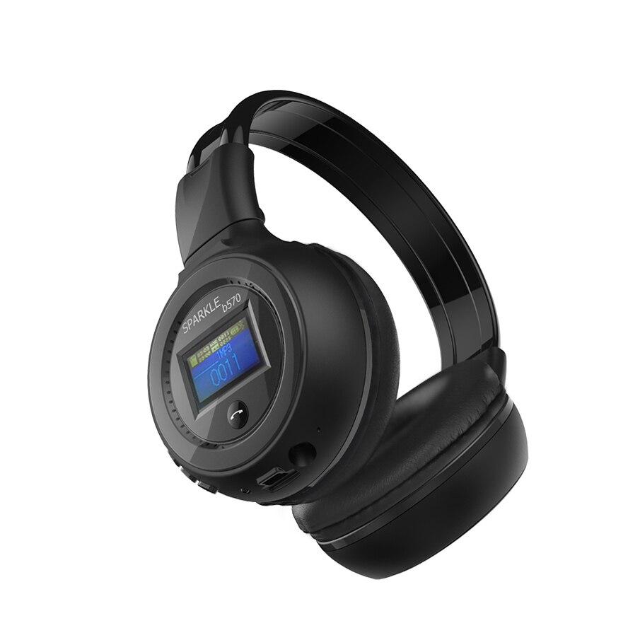 Good quality Original Zealot B570 Stereo Wireless Headset Bluetooth headphone Headband Headset with FM TF LED indicators for mp3<br><br>Aliexpress