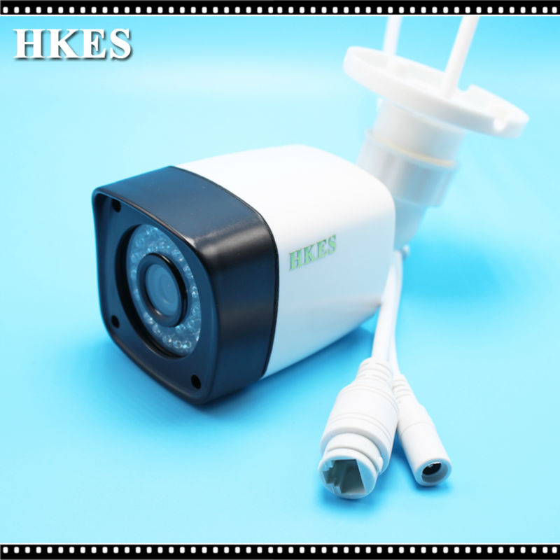 HKES Home Security Wired IP Camera Surveillance Camera 720P Night Vision CCTV Camera Waterproof<br><br>Aliexpress
